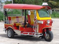 what is phuket tuk tuk and how to use tuk tuk... Know more about it...