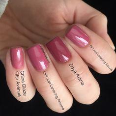 dusty rose nail polish - Google Search