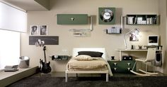 Image result for teenage male bedrooms