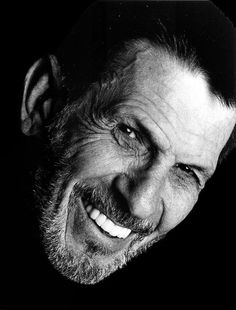 Leonard Nimoy. Not only for Spock, but also his photography.