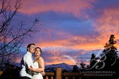 Wedding Photography   Sunset   The Lodge at Breckenridge, Colorado   http://thelodgeandspaatbreck.com/