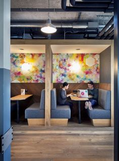 WeWork, the global shared workspace provider that rents officespace to freelancers, entrepreneurs and startups, recently opened a new european location in Amsterdam, Netherlands. Located a short walk from the city ... Read More