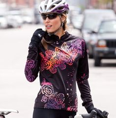 I just know this cycling top would make me go really, really fast.