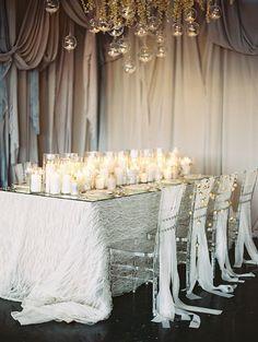 wedding reception idea; Megan Pomeroy Photography via 100 Layer Cake
