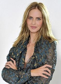 Going underground: TV fashion guru Trinny Woodall is building a giant clothes store room under her home Fashion Tv, Fashion Outfits, Womens Fashion, Fashion Ideas, Underground Store, Trinny Woodall, Tv Presenters, West London, Hair Inspiration