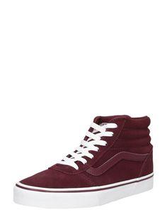 Vans Women's Ward SuedeCanvas Low Top Sneakers: Amazon.co