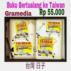 "#Rilis #↖(^ω^)↗ #Buku ""Bertualang ke Taiwan"" #Terbitan #Gramedia   #Baca #BukuBertualangKeTaiwan, Ikuti Petunjuknya,Rasakan Sensasi Petualangannya (^ω^)  #愛 台灣 以前,的時候, 以後 (^ω^) Love Taiwan Before, During, and After  Taiwan is a Beautiful Heart Because Taiwan Will Touch you (^ω^) #BKT  #Selamat #Pak #Jokowi-Jk"
