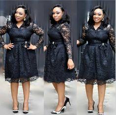 2019 new fashion style elegent african women plus size dress Sexy Lace Dress, Lace Dress Styles, Dress Long, Prom Dress, African Lace Dresses, African Fashion Dresses, Dress Fashion, Funeral Dress, Funeral Wear