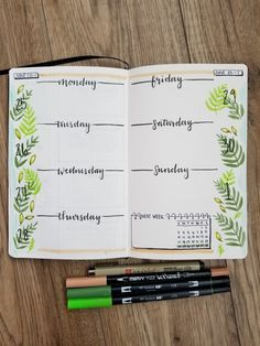 Easy Bullet Journal, How to Make a Creative Way to Realize Organized Life – s. saile Easy Bullet Journal, How to Make a Creative Way to Realize Organized Life – Save Images Easy Bullet Journal, How Bullet Journal School, Bullet Journal 2019, Bullet Journal Notes, Bullet Journal Aesthetic, Bullet Journal Writing, Bullet Journal Layout, Bullet Journal Spread, Bullet Journal Leaves, Autumn Bullet Journal