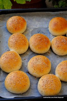 Bread Recipes, Cake Recipes, Cooking Recipes, Easy Meal Prep, Easy Meals, Kiflice Recipe, Dinner Rolls Easy, Pizza Snacks, Serbian Recipes