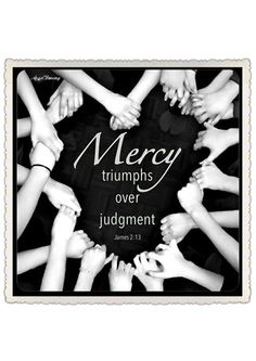 his mercy is all there is