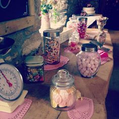 Sweet buffet, Knightor, Wedding, Cute