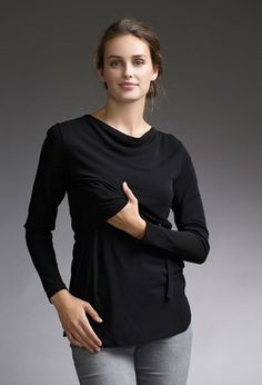 b5cb2ba08bcaf Nursing Tops, Maternity Nursing, Breastfeeding, Boobs, Tunic Tops, Breast  Feeding
