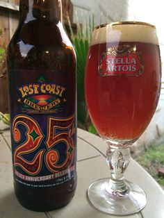 Lost Coast Brewing '25th Silver Anniversary' Belgian Ale