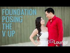 Posing Basics | The V Up - Natural Light Couples Photography Workshop DVD E502