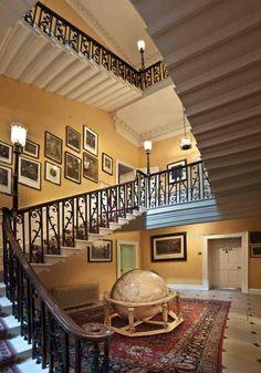 Inside 10 Downing Street...