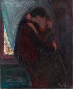 300px-Edvard_Munch_-_The_Kiss_-_Google_Art_Project.jpg (300×367)