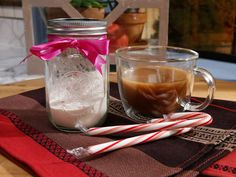 Candy Cane Coffee Creamer recipe from The Kitchen via Food Network (Season 8 -- Winter Favorites)