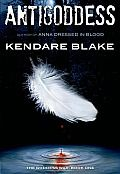 Goddess War #01 by Kendare Blake: 1 COIN TOSS It was an odd little scene, a pocket of stillness in the middle of the cafeteria shuffle and noise: two boys at a corner table, watching a silver coin flip end over end. The girl across from them called it in the...