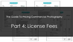 Valuable Information: Guide for pricing commercial photography / license fees Photography Pricing, Water Photography, Photography Gallery, Photography Projects, Senior Photography, Photography Tutorials, Photography Business, Product Photography, Photographer Needed