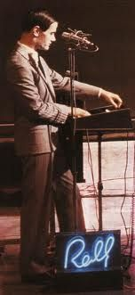 Ralf Hutter of Kraftwerk