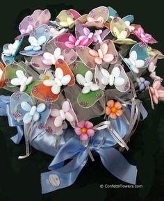 Organize a butterfly themed wedding