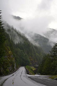 Mountain Road, Oregon photo via kassie