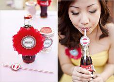 soda pop bridal shower ideas