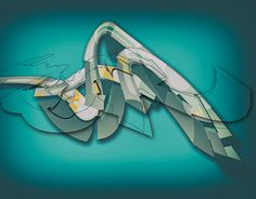 "Check out new work on my @Behance portfolio: ""Digigraff"" http://be.net/gallery/40441987/Digigraff"