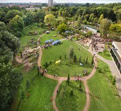 Doepark Nooterhof te Zwolle