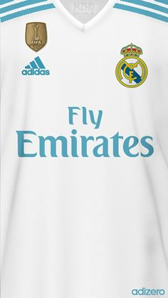 Real Madrid kit home updated ( the other has been deleted ) Fifa Football, Football Icon, Football Kits, Football Jerseys, Soccer Skills, Soccer Tips, Everton, Real Madrid Kit, Real Madrid Wallpapers