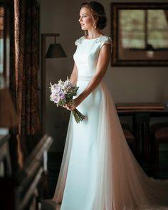"""6,574 Likes, 520 Comments - Miaventuraconlamoda (@helenacueva) on Instagram: """"El rosa fue el color de nuestra boda... poco a poco os iré dejando pedacitos de recuerdos y…"""""""