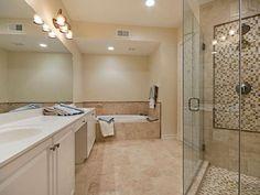 Dramatic Red Powder Room In Audubon In Naples FL Naples Florida - Bathroom renovations naples fl