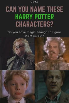 The Harry Potter series has created an amazing wealth of rich and diverse characters. Trolls, hats, paintings, heroes and the vilest of villains show that anyone, or anything, can make a great character. Do you have magic enough to figure out all of these characters from their screenshot? Take this quiz and see how many you can name.