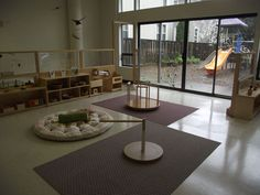 """The """"walk around"""" in this picture is from Lord and Company and is great for little ones learning to walk."""