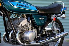 Kawasaki H1 Mach III