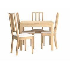 IKEA Bjursta/ Bernhard ($825) ❤ liked on Polyvore