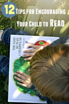 12 Tips For Encouraging Your Child to Read This Summer | Knoxville Moms Blog