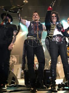 Hollywood Vampires!