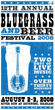 Bluegrass & Beer Festival, 2008