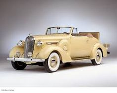 1938 Buick Series 60 convertible