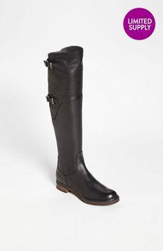 Alberto Fermani - Tall Leather Boot