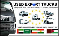 Used Trucks, Volvo, Advertising, Social Media, Marketing, Social Networks, Social Media Tips