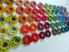 60 Flowers for Laura by eclectic gipsyland, via Flickr
