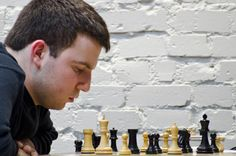 Yale-Bound Hess Seeks U. Chess Title as Wall Street Beckons Stuyvesant High School, Wall Street, Chess, The Good Place, St Louis, Competition, Gingham