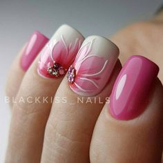 Ideas For Floral Pedicure Designs Spring Nail Art Easter Nail Designs, Nail Designs Spring, Nail Art Designs, Easter Nail Art, Spring Design, Design Art, Interior Design, Spring Nail Art, Spring Nails