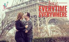 Happy Valentine's Day!  Onde pretende comemorar hoje?  Que seja intenso!  Onde quer que você vá vá com amor!  Você chega lá com @aquelasuaviagem  #love #forever #everytime #everywhere #amor #amour #aquelasuaviagem #viagemeamor #fotografoemparis #dfphotografie #parisabor #divvino #vipturismoparis #meucurtaemparis