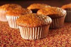 In Erika's Kitchen: Persimmon spice muffin recipe
