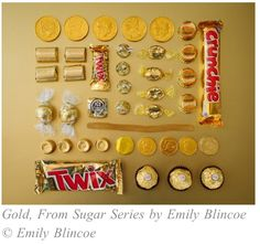 "Knolling is a unique way of taking photos of similar objects in a cool manner. The actual definition of knolling is ""the process of arranging like objects in Golden Anniversary, 50th Wedding Anniversary, Anniversary Parties, Anniversary Ideas, Golden Birthday Parties, 60th Birthday, Birthday Ideas, Paleta Pantone, Pantone Gold"