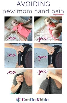 Simple changes to make a big impact on your hand pain. http://www.CanDoKiddo.com